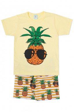 abacaxi amarelo