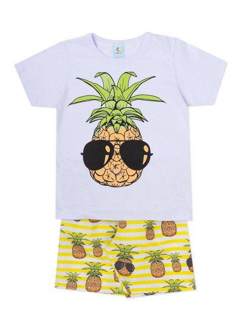 abacaxi branco