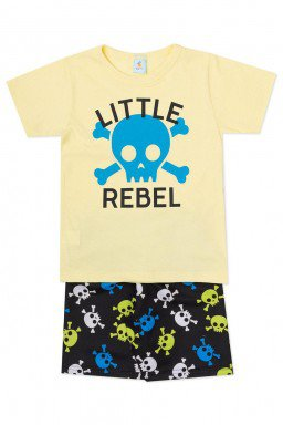 little rebel amarelo