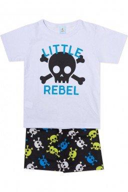 little rebel branco
