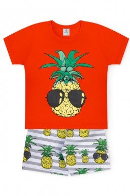 abacaxi laranja