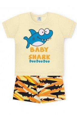 baby shark doo doo doo amarelo