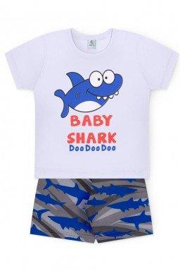 baby shark doo doo doo branco