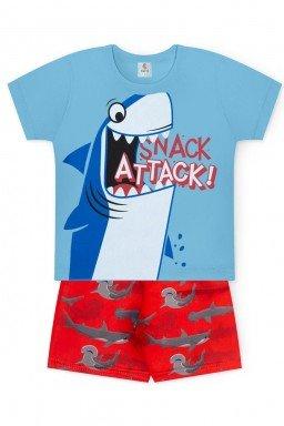 snack attack azul claro