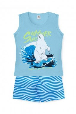 summer surf azul