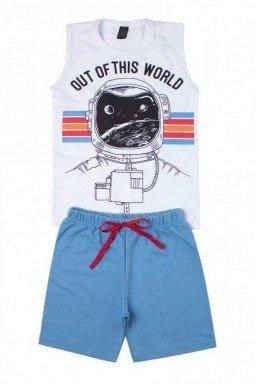 astronauta branco